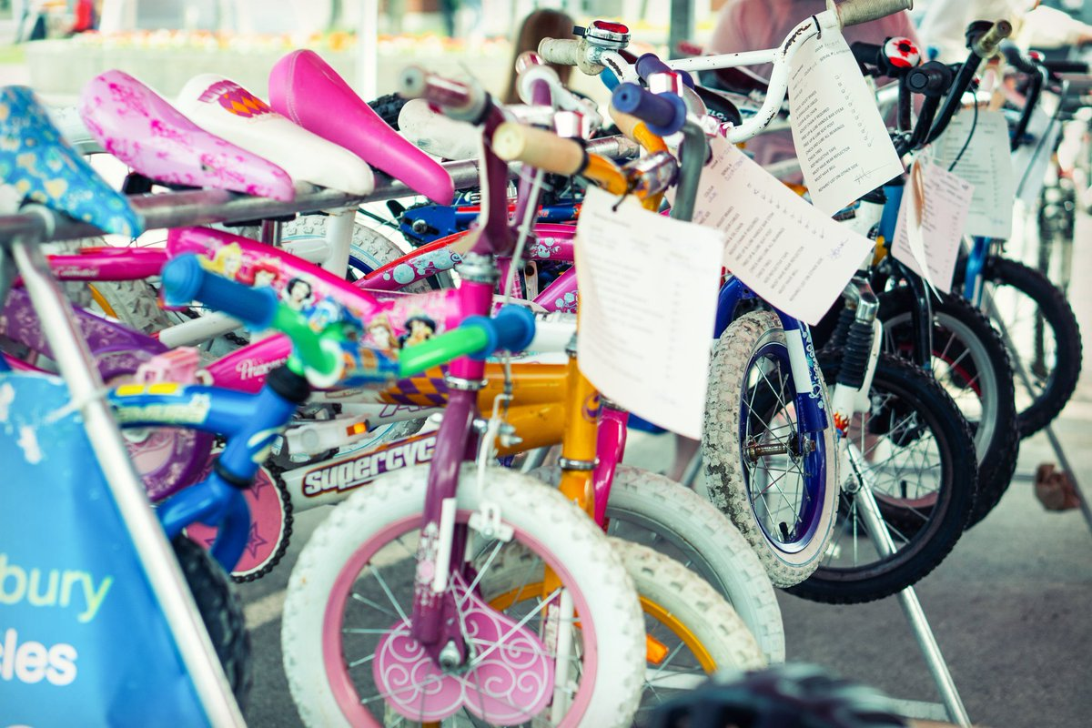 Kids Bike Exchanges